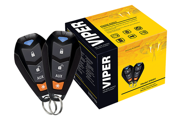 Viper 5105V Security Remote System