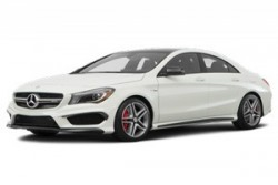Mercedes-Benz CLA Class Accessories and Services
