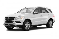 Mercedes-Benz ML Class Accessories and Services