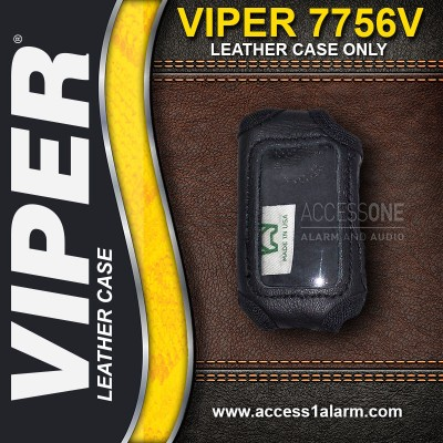 7756V Leather Case